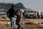 طوباس: إصابة خمسة شبان خلال مواجهات مع الاحتلال