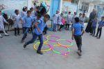 حملة شارك شعبك تنظم أسبوع ترفيهي مع بداية العام الدراسي الجديد في غزة
