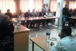 إفتتاح دورة لمتطوعي وأنصار الدفاع المدني في قرية بتير غرب بيت لحم