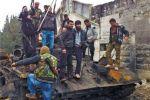 تحذيرات اردنية من سيطرة الجهاد العالمي على سوريا