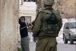 قوات الاحتلال تعتقل طفلا من قرية دورا القرع ومواطنين من مخيم بلاطة