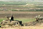 إطلاق نار تجاه المزارعين على الشريط الحدودي لغزة