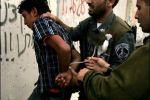الجيش الإسرائيلي يعتقل11 فلسطينياً في الضفة