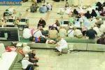 4 آلاف عامل مصري في السعودية يعتصمون إثر صفعة مواطن لعامل مصري