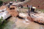 الاحتلال يهدم 5 آبار مياه غرب جنين