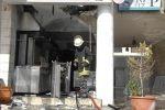ثلاث إصابات نتيجة حريق داخل أحد المطاعم في سلفيت