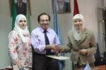 اللجنة الوطنية تدعم جمعية قرية المعلمات في القدس