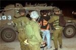 الاحتلال يعتقل ثلاثة شبان من 'اليامون' غرب جنين