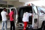 إصابة عشرات المواطنين بينهم مقعد بحالات إختناق في قرية رمانة