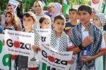 تظاهرة كبرى في كوبنهاغن تضامنا مع غزة وضد العدوان الاسرائلي عليها
