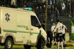 بالفيديو.. مصرع لاعب أرجنتيني أمام أفراد عائلته