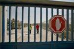 الاحتلال يواصل إغلاق معبر 'كرم أبو سالم'