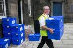 اسكتلندا على بعد ساعات من تقرير مصيرها
