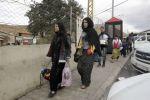 الأونروا: ثلاثة أرباع الفلسطينيين فى سوريا هجروا مخيماتهم