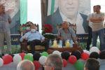 مدينة نابلس تنظم استقبال حاشد لابنها البار غسان الشكعة