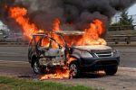 مستوطنون يحرقون سيارتين في مجدل بني فاضل جنوب نابلس