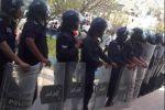 تبادل عنيف للنار مع عشرة (إرهابيين) في عملية غامضة فجرا بقلب عمان