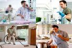 دراسة: مشاركة الرجل في تنظيف المنزل تجعله أكثر سعادة