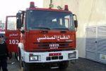 خلال الأسبوع الماضي 34 إصابة نتيجة 120 حادث حريق وإنقاذ