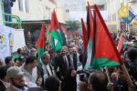 فلسطين تشارك في مهرجان يوم الشعوب بجامعة حلوان