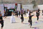 افتتاح معرض ومهرجان العرس الفلسطيني في فرعون بطولكرم