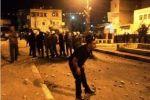 مواجهات ليلية بمنطقة الجالية الإفريقية في القدس القديمة