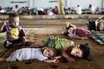 سوريا:مليون طفل نزحوا هربا من الصراع
