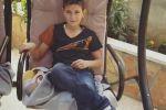 وفاة طفل من نابلس سقطت فوقه حمولة رافعة