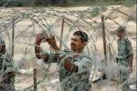 تعرض حافلة عسكرية إسرائيلية لإطلاق النار قرب الحدود المصرية