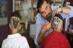 تركيا: شعار رابعة يتربع في أحدث قصات الشعر تأييدا للاخوان