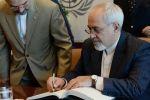 وزير الخارجية الإيراني: نتنياهو الأكثر عزلة بالأمم المتحدة