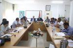 خلال اجتماع الادارة العامة للجمعيات الخيرية  أبو حميد تعزيز الشراكة ضرورة لنهوض بشبكات الحماية الاجتماعية