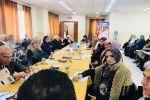 جمعية النجدة الاجتماعية لتنمية المراه تنظم لقاء حواري تحت عنوان تعميق ايجابيات وسائل التواصل الاجتماعي وتجاوز سلبياتها في طولكرم