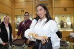 الفنانة دنيا باطمة تفتتح مهرجان رواق الأميرات في نسخته الثالثة