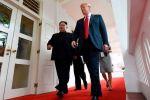 ترامب يغري كوريا الشمالية بمستقبل 'رائع'
