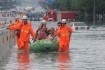 فيضانات الصين.. دمار واسع وفرار آلاف السكان