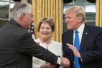 ترامب يفتح النار على وزير خارجيته السابق: 'كان غبيا وكسولا'