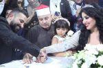 أحمد سعد يعلن الطلاق من سمية الخشاب
