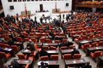 البرلمان التركي يشهد شجارا هو الأسوأ في تاريخه