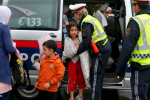 وصول ألفي لاجئ إلى حدود النمسا من هنغاريا