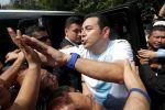 ممثل كوميدي يفوز برئاسة غواتيمالا