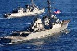 إيران تحتجز زورقين للبحرية الأميركية