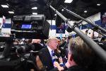 المناظرة الرئاسية الأولى كلّفت الصحفيين كثيرا