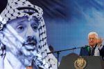 عباس في ذكرى وفاة عرفات : ستدهشون عند معرفة الفاعل