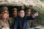 كيم جونغ أون يزور موقع 'المعركة الأكثر متعة'
