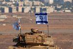 الجيش الإسرائيلي يقصف ثلاثة مواقع سورية في الجولان