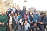 عودة آمال عوّاد رضوان وهيام قبلان من الملتقيات الثقافية المغربية!