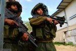 قوات الاحتلال تعتقل ثلاثة شبان من فقوعة شرق جنين