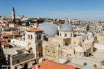 بطريرك القدس: سنرد على جرائم الاحتلال بحق الأماكن المقدسة بالمزيد من البناء