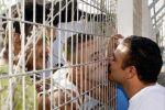وقفة تضامنية مع الأسرى المضربين عن الطعام في عرابة جنوب جنين